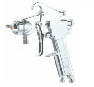 Pneumatic Air Spray Gun with Pressure Feed Type pictures & photos