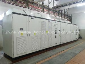 Wanlida 3/3.3kV/6/6.6kV/10/11kV compact ac VFD