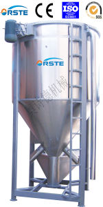 Plastic Industry Powder Raw Material Masterbatch Vertical Mixer (OVM-2000) pictures & photos