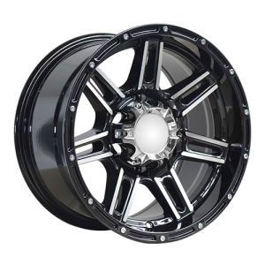 15*8 16*8 Deep Lip Alloy Wheels pictures & photos