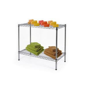 Bathroom Corner Stainless Steel Storage Rack (CJ602090B2C) pictures & photos
