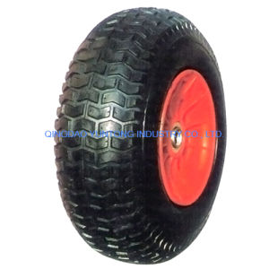 Pneumatic Wheel Barrow Rubber Wheel