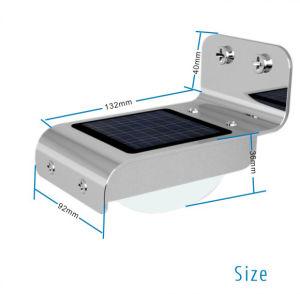 16 LED Solar Light Human Body Sensor Lamp Outdoor Light pictures & photos