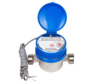 Single Jet Water Meter with Pulse Output pictures & photos