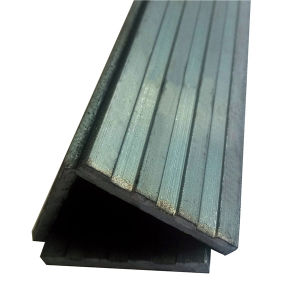 Wholesale Q235 Ss400 Mild Galvanized Strip Nosing Steel Made in China pictures & photos