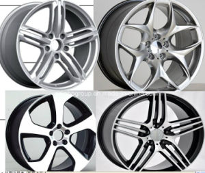"High Quality 17"", 18"", 19"", 20"" Replica Alloy Wheels for Audi Bwm Bzen and VW pictures & photos"
