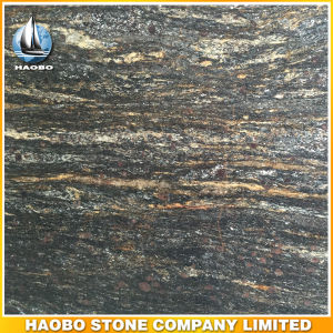 High Quality Golden Dream Granite for TV Background pictures & photos