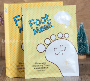 Callus Peeling SPA Socks Dead Skin Remover Foot Mask pictures & photos