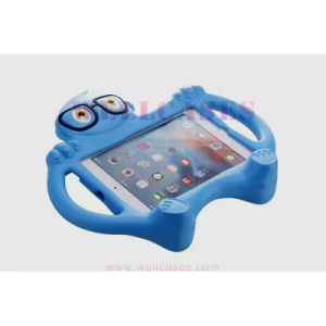 EVA Cartoon Kids Tablet Case with Handheld Holder for iPad Mini 1/2/3/4