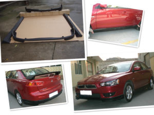 PU Plastic Body Kits for Mitsubishi Lancer Ex pictures & photos