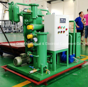 Zjc0.6ky-T Waste Turbine Oil Recycling Oil Purifier pictures & photos