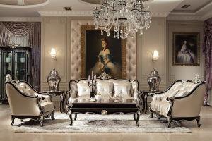 Classical Wooden Furniture Sofa