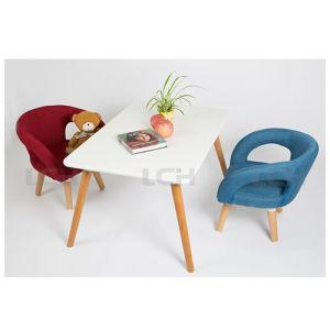 North European Style Wood Leg Children Chair Leisure Chair
