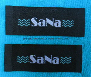 Clothing Garment Woven Main Label Tags (WT-01) pictures & photos