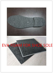 Crepe Design EVA Foam Sheet Shoe Sole Material pictures & photos