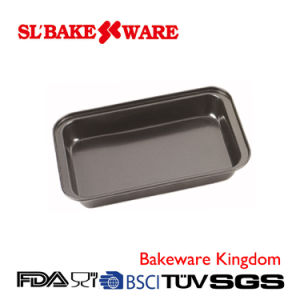 Rectangular Pan Carbon Steel Nonstick Bakeware (SL-Bakeware) pictures & photos