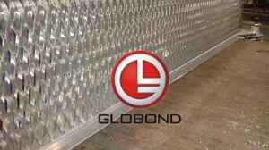Globond High Quality Aluminium Mesh Panel (EM 401) pictures & photos