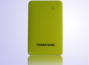 Power Bank 4000mAh Ultra-Thin Portable Charger with LED Indicator pictures & photos