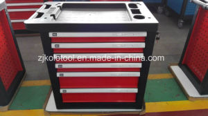 6 Drawers Top Seller Car Repair Tool Box Set Trolley Tool Cabinet with Stubby Tools pictures & photos