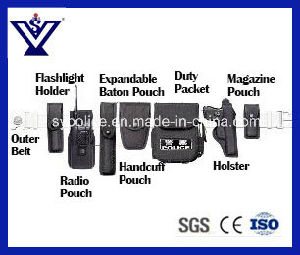 Adjustable Military Multifunctional Police Cordura/Nylon Duty Belt (SYRJ-0019) pictures & photos