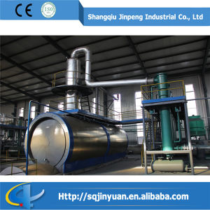 Waste Engine Oil Recycling Plant pictures & photos