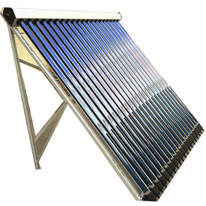 Stainless Steel Heating Type Solar Water Heater pictures & photos