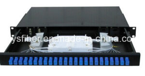 Otb-005 24ports Sc Simplex 1u Patch Panel pictures & photos