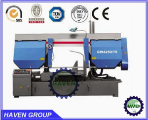 Hydraulic Band Saw Machine Horizontal type (GW4038) pictures & photos