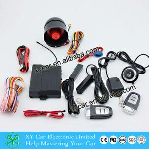 Central Locking Car Engine Start Keyless Entry Alarm System Xy-906