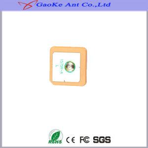 25*25mm Good Performance 1575MHz GPS Ceramic Patch Passive Antenna, GPS Internal Antenna pictures & photos