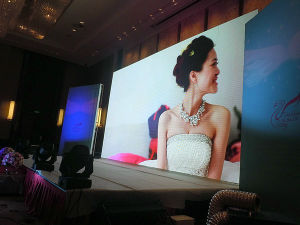 Clear Video P6 Indoor Full Color LED Display pictures & photos