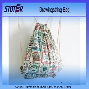 Special Design Promotional Nylon Drawstring Bag pictures & photos