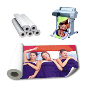 200GSM High Glossy Photo Paper in Rolls pictures & photos