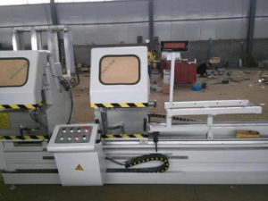 Ljz2-450X3700 Alu-Double-Head Cutting Saw for Aluminum Profile pictures & photos