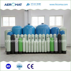 High Performance No Pollution Natural FRP Pressure Tanks NSF Ce for Water Softner pictures & photos