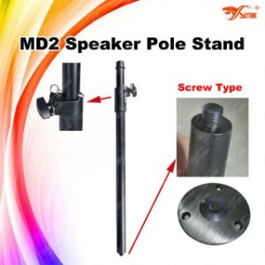 Screw Type Professional Speaker Pole Stand pictures & photos