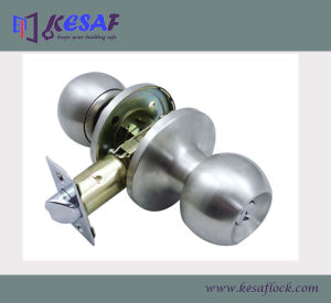 ANSI Grade 3 Safe Tubular Ball Knob (587) Door Lock