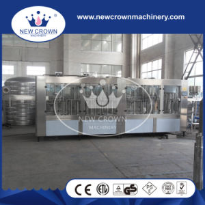 5 in 1 Pulp Juice Filling Machine with Agitator in Liquid Cylinder pictures & photos