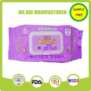 OEM Customized Unique Design Wet Organic Soft Natural Baby Wipe pictures & photos