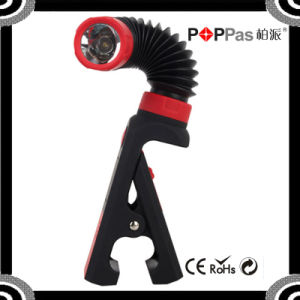 B72 Multifunction Telescopic Work Light with Clip pictures & photos