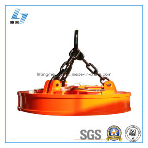 1500kg Scraps Crane Magnet Supplier (MW5) pictures & photos