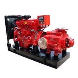 Diesel Automatic Fire Fighting Water Pump pictures & photos