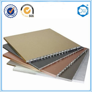 Beecore Aluminum Honeycomb Core Sandwich Panel for Ceiling pictures & photos