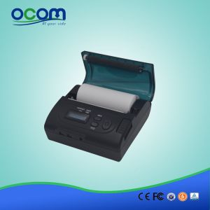 Rugged 80mm Android Ios Bluetooth POS Receipt Mobile Thermal Printer pictures & photos