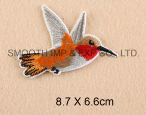 Wholesale Different Types Fashion China Clothing Embroidery Birds Patch pictures & photos