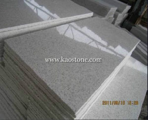 Pearl White Granite for Indoor Flooring Tile pictures & photos