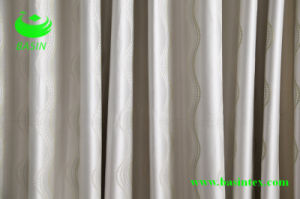 Jacquard Curtain Fabric (BS1096) pictures & photos