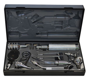 with CE Certificate, Over 40-Year, Famous Brand, Diagnostic Instrument-Ent Diagnostic Set (Wg-II)