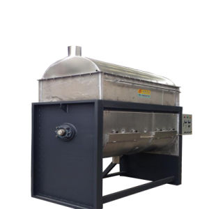 Horizontal Mixer for Powder Mixing