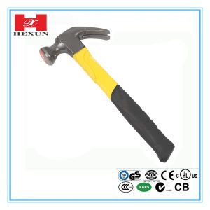 American Type Rip Claw Hammer with Steel Tubular Handle